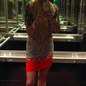 Beautiful Eliza J dress